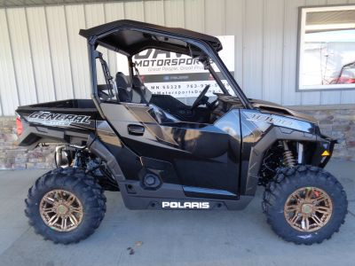 2019 Polaris General 1000 EPS Ride Command Edition Side x Side Utility Vehicles Delano, MN