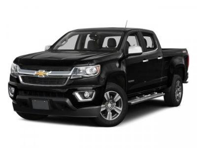 2015 Chevrolet Colorado 4WD LT (Black)