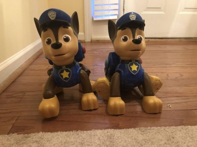 PawPatrol Rescue Mission Chase