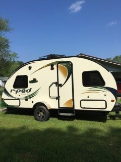 2015 Forest River r pod RP-178