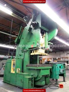 USI CLEARING Punch press  110 Ton