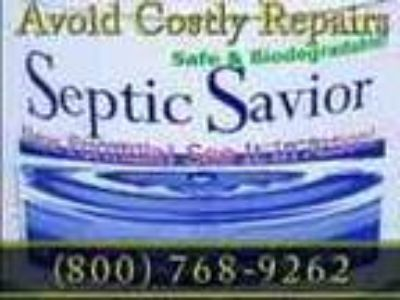 Septic Savior Septic Safe Cleaning Products