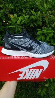 New Nike Air Zoom Mariah Flyknit Trainer men size 13