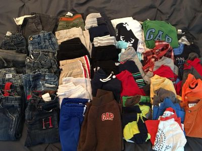 18-24 months fall/winter clothes