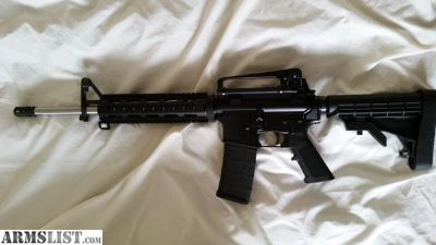 For Sale/Trade: AR15 5.56