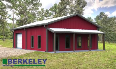 Turnkey Metal Buildings Construction