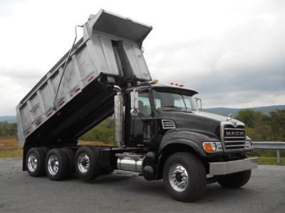 Dump truck funding - (Nationwide)