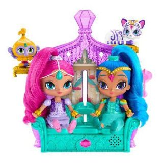 Shimmer & Shine Floating Couch Talking Palace