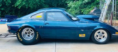 My loss is your gain...1970 Opel GT