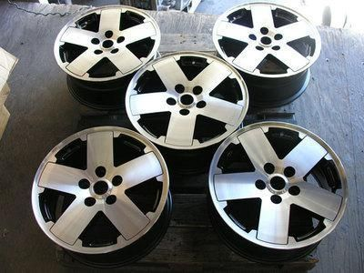 Find JEEP WRANGLER WHEELS RIMS BLACK POWDER COATED 9076 motorcycle in Gardena, California, US, for US $676.25