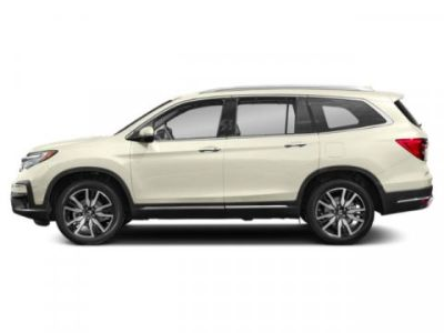 2019 Honda Pilot Elite AWD (White Diamond Pearl)