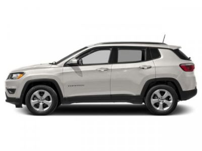 2019 Jeep Compass Altitude (White Clearcoat)