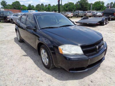 2008 Dodge Avenger SE (Black)