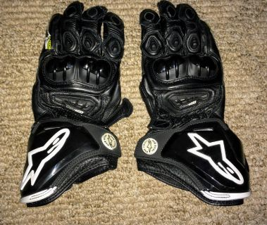 New Alpinestars GP Pro K-Tech Gloves x-lg