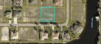 3307 NW 2nd TER Cape Coral, Triple dry lot just north of
