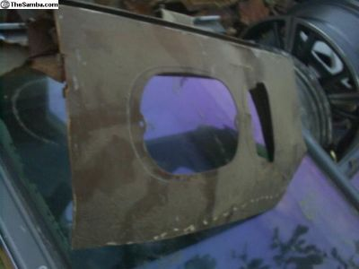 1968-71 Bay Window tail light section