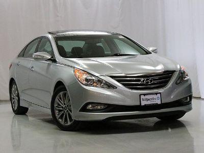 2014 Hyundai Sonata Limited (Radiant Silver Metallic)