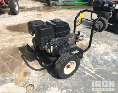 2014 (unverified) Mi-T-M JCW-4004-2MHB Pressure Washer