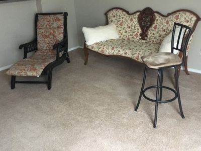 Moving Out Sale (Living Room Set)