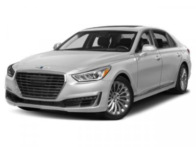 2019 Genesis G90 5.0L Ultimate (White)