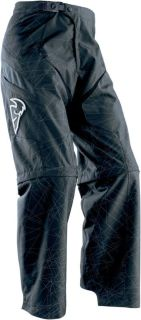 Purchase Thor Static Black Sizes 28-44 Off-Road Dirt Bike Pants MX ATV Dual Sport 2014 motorcycle in Ashton, Illinois, US, for US $94.95