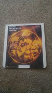 RARE BEATLES LET IT BE MOVIE VIDEO DISC 81