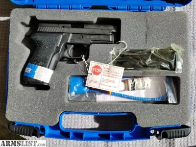 For Sale: German Frame Sig P229R