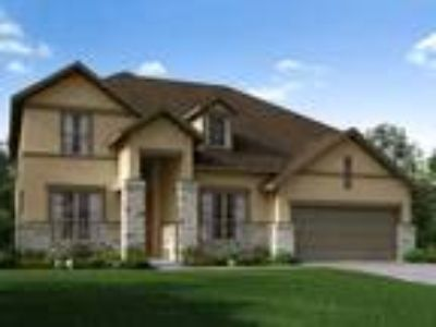 The Berkeley (5011) by Meritage Homes: Plan to be Built