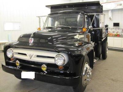 1953 Ford Dump Truck