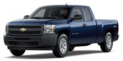 2009 Chevrolet Silverado 1500 Work Truck (Summit White)