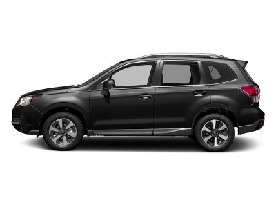 2018 Subaru Forester 2.5i Limited (Crystal Black Silica)