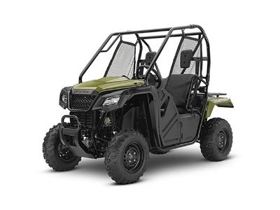 2017 Honda Pioneer 500 Side x Side Utility Vehicles Spokane, WA