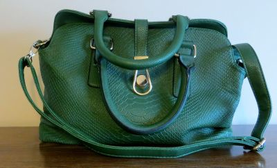 """Designer Purse by """"Victoria Leland Designs"""" - New, never used."""