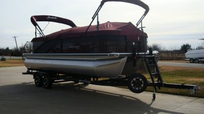 2019 Sweetwater SWPE 235 SB Pontoon Boats Lewisville, TX