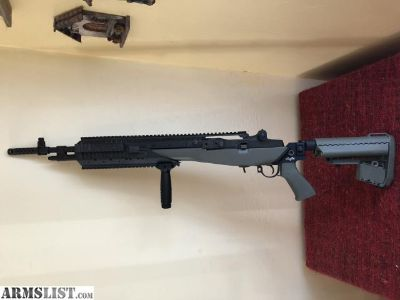 For Sale: M1A Scout Squad Vltor