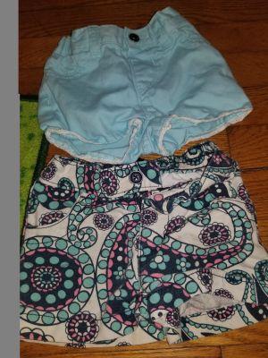 12-18 mo shorts