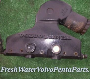 Purchase Volvo Penta V6 Exhaust riser & manifold 4.3L 262 , P/n 855379 841264 1991 motorcycle in North Port, Florida, United States, for US $159.00