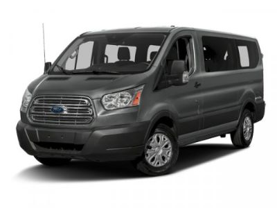 2016 Ford Transit Wagon (White)