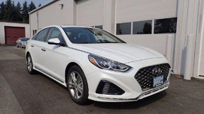 2018 Hyundai Sonata Sport+ (Quartz White Pearl)