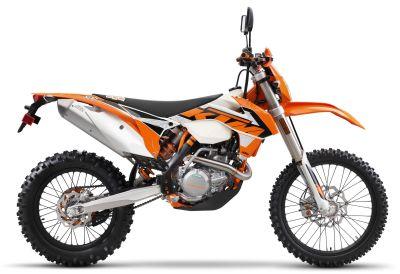 2016 KTM 500 EXC Dual Purpose Motorcycles Johnson City, TN