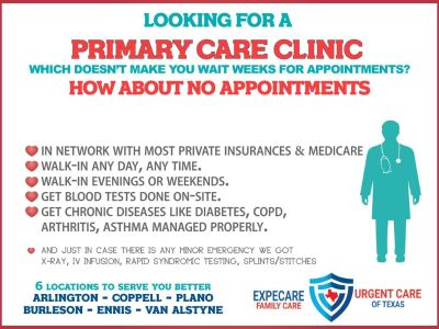 In-Network Urgent Care and Family Clinic for Your Whole Family - Urgent Care of Texas