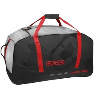 Purchase New Ogio Loader 7600 Wheeled Chrome Motocross Motorcycle Gear Luggage Bag motorcycle in Ashton, Illinois, US, for US $59.95