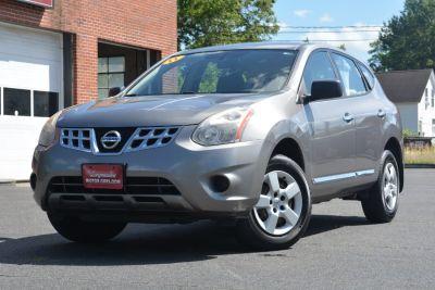 2011 Nissan Rogue S (Brilliant Silver)