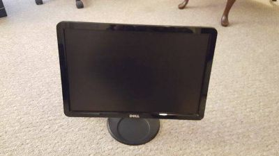 "Dell 19"" LCD Widescreen HD Monitor"