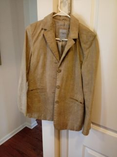 GORGEOUS SUEDE BLAZER SIZE SMALL FROM WILSON'S LEATHER! EXCELLENT CONDITION! 20% OFF SALE! BUY 2 OR MORE ITEMS GET 20% OFF!