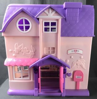 Playhouse with furniture