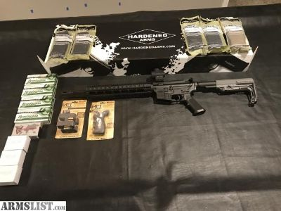 For Sale: Harden Arms AR-15 NIB