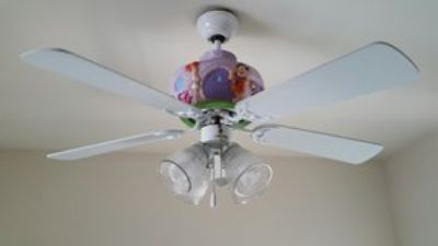 Flintstones Ceiling Fan