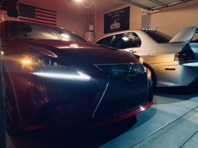 2014 Lexus IS250 F SPORT