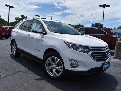 2018 Chevrolet Equinox Premier (White)